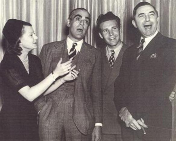Boris Karloff Bela Lugosi