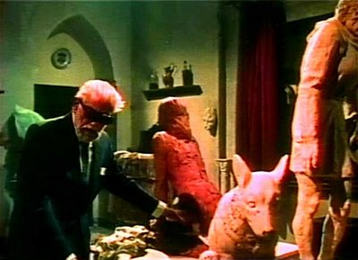 Boris Karloff Cauldron Of Blood