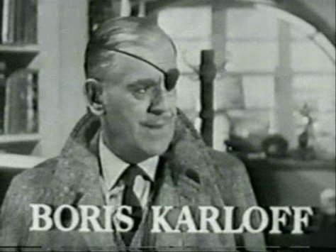 BORIS KARLOFF COL MARCH