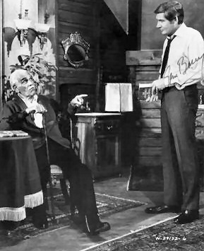 BORIS KARLOFF GENE BARRY NAME OF THE GAME