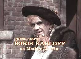 BORIS KARLOFF IN I SPY