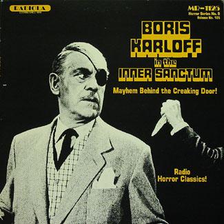 BORIS KARLOFF INNER SANCTUM