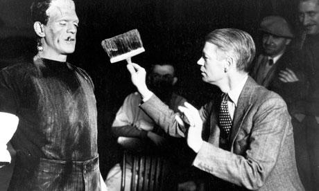 Boris Karloff James Whale
