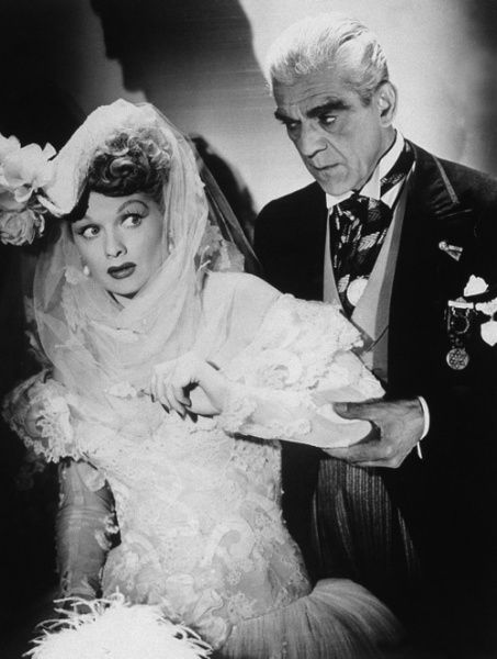Boris Karloff Lucille Ball %22Lured%22 (1947)