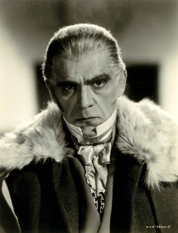 Boris Karloff publicity The House Of Rothschild