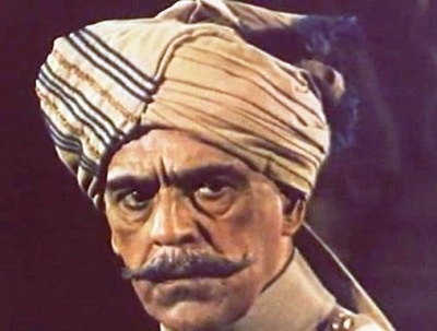 Boris Karloff Sabaka 1954