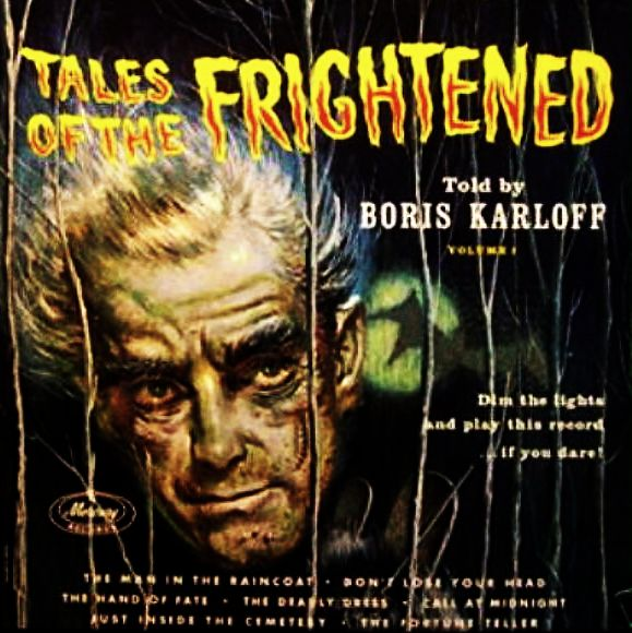 Boris Karloff tales of the frightened