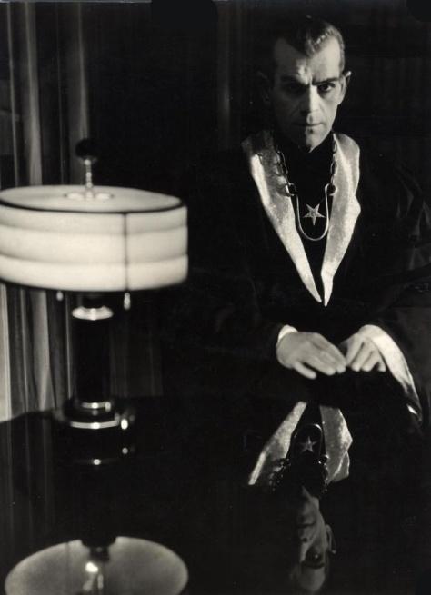 BORIS KARLOFF THE BLACK CAT (EDGAR G. ULMER)