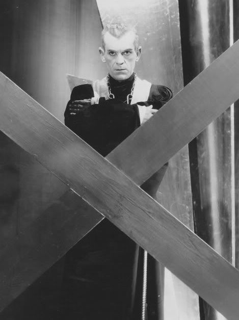 Boris Karloff THE BLACK CAT