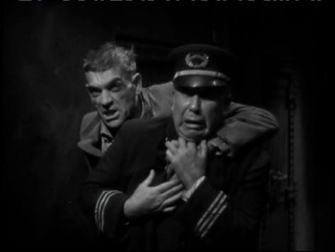 BORIS KARLOFF 'The Criminal Code' (1931)