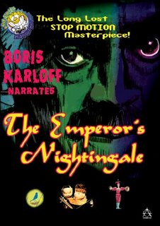 BORIS KARLOFF The Emperor's Nightingale