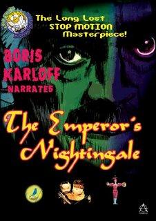 BORIS KARLOFF The Emperor's Nightingale