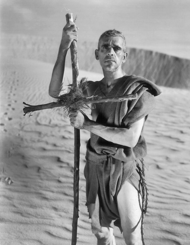 Boris Karloff The Lost Patrol