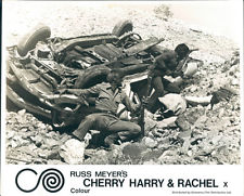 Cherry, Harry & Raquel (Russ Meyer 1970) lobby card
