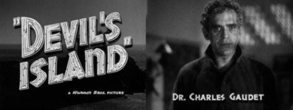 Devil's Island. Boris Karloff