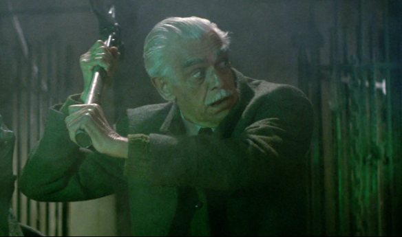 Die Monster Die Boris Karloff