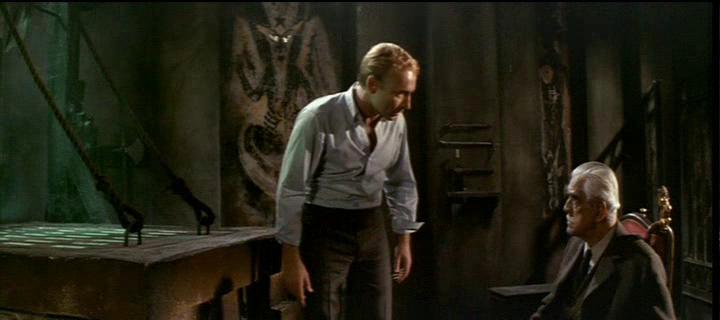 Die Monster Die Nick Adams Boris Karloff