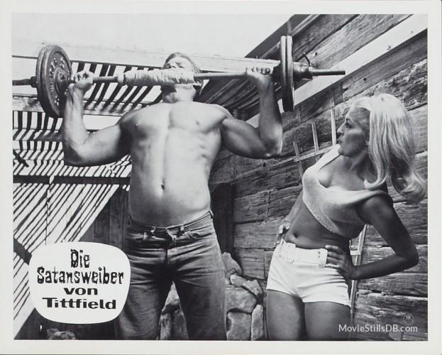 Faster Pussycat, KILL! KILL! (1965 Russ Meyer) lobby card