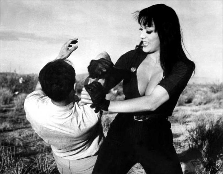 Faster Pussycat, KILL! KILL! (1965 Russ Meyer)
