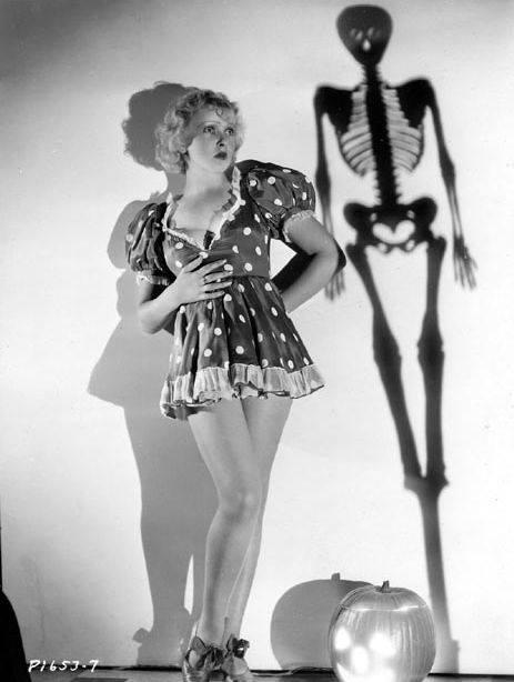 Happy Halloween Ida Lupino