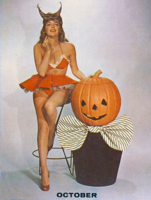 Happy Halloween Julie London