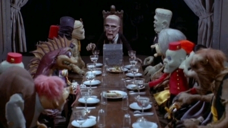 HAPPY HALLOWEEN MAD MONSTER PARTY (Dinner)