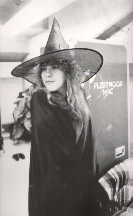 HAPPY HALLOWEEN Stevie Nicks