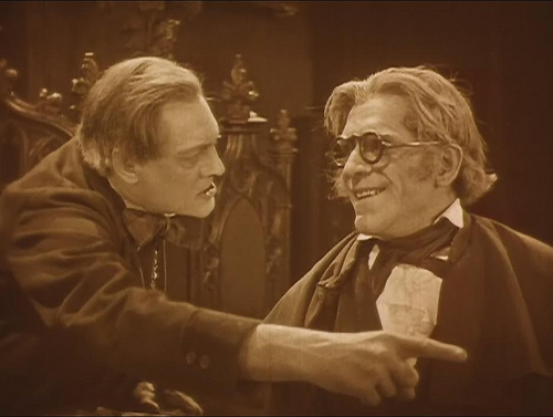 Lionel Barrymore Boris Karloff The Bells