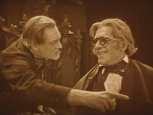 Lionel Barrymore Boris Karloff The Bells