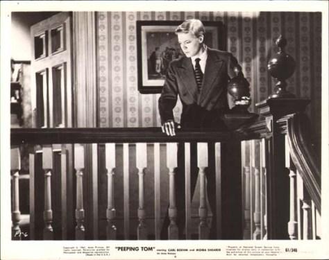 Peeping Tom (1960 Michale Powell) lobby card