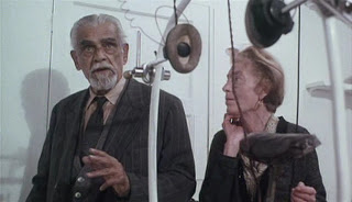 Sorcerers Boris Karloff and Catherine Lacey