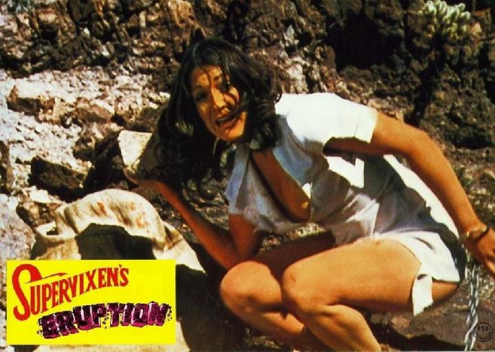 Supervixens (dir. Russ Meyer 1975) lobby card