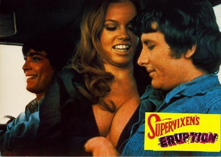 Supervixens (Russ Meyer 1975) lobby