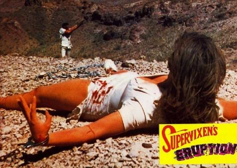 Supervixens (Russ Meyer) lobby card.