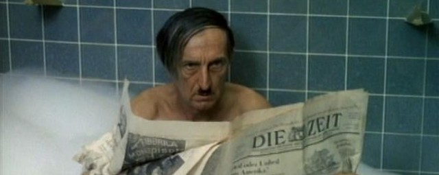 Up! (1976, Russ Meyer) Adolf Schwartz (Edward Schaaf)