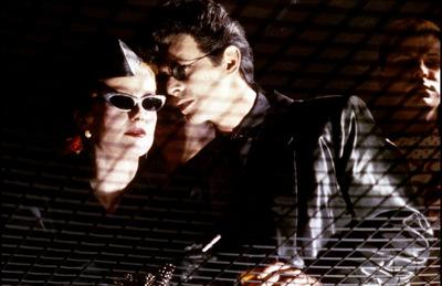 Catherine Deneuve David Bowie The Hunger
