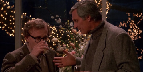 Crimes And Misdemeanors (1989 Woody Allen) Alan Alda