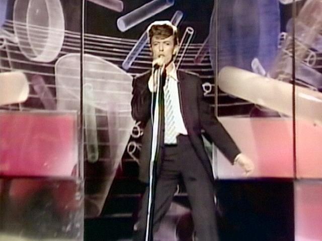 David Bowie %22Boys Keep Swinging%22