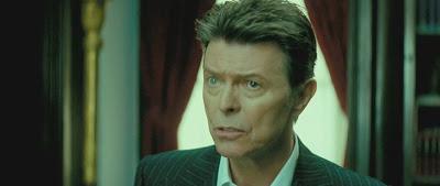David Bowie August