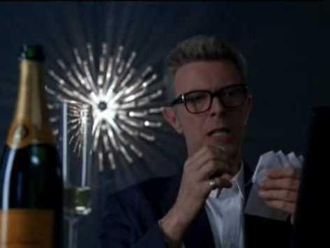 David Bowie B.U.S.T.E.D