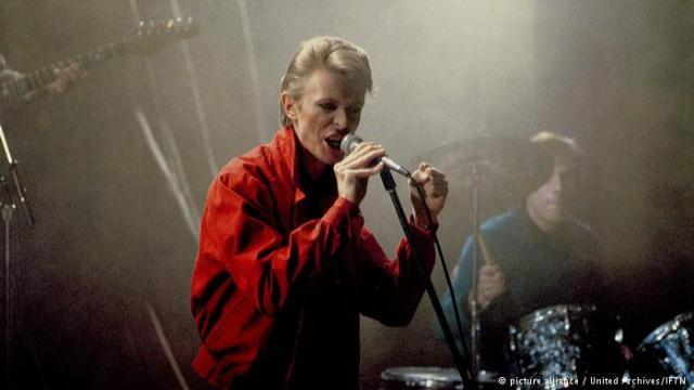 David Bowie Christine F