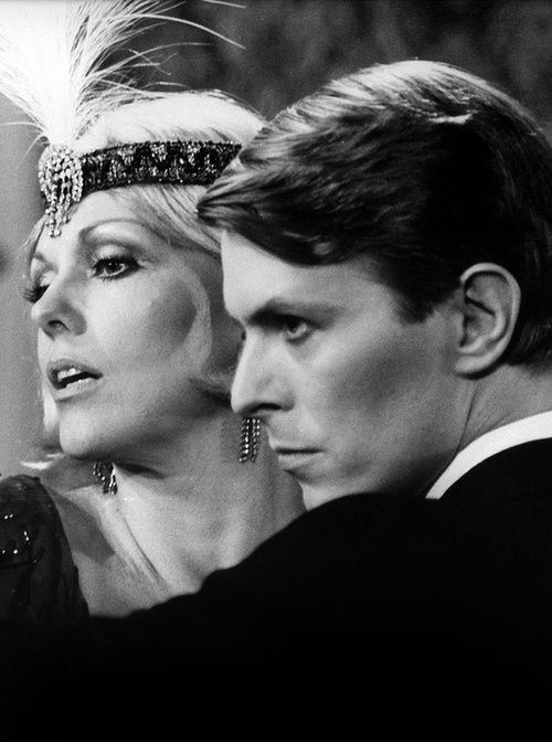 David Bowie Kim Novak Just A Gigolo