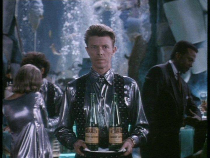 David Bowie The Linguini Incident
