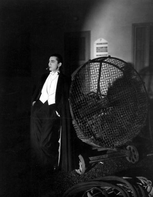 Dracula (1931 Tod Browning) Bela Lugosi publicity still