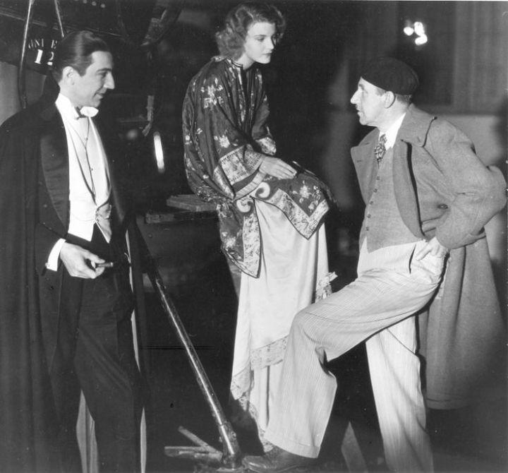 Dracula (1931 Tod Browning) Helen Chandler, Tod Browning