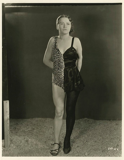 Freaks (1932 Tod Browning) Josephine Joseph publicity still