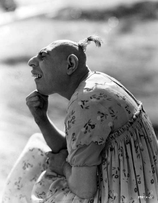 Freaks (1932 Tod Browning) Schlitze publicity still