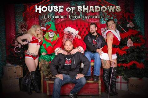 House Of Shadows Full Contact Terror Experience © House Of Shadows