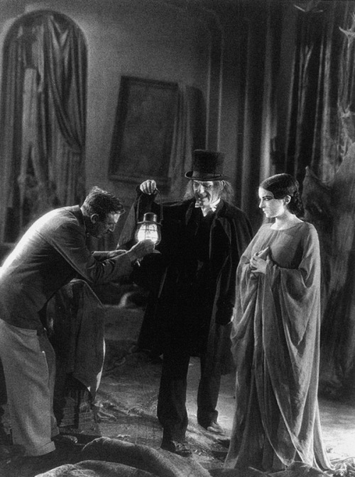 London After Midnight Tod Browning Lon Chaney, Edna Tichenor
