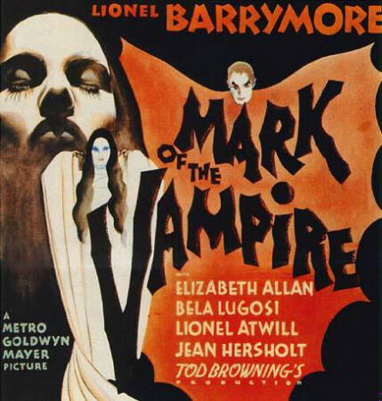 Mark Of The Vampire (Tod Browning) Bela Lugosi, Carroll Borland.